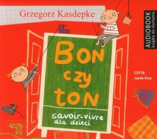 - Bon czy ton.Audiobook ,CD-MP3