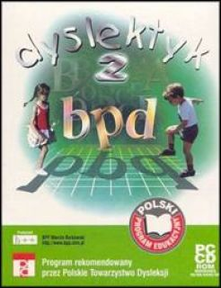 - Dyslektyk 2  PC CD-Rom