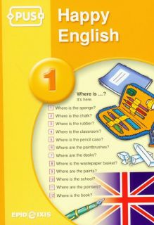 - PUS Happy English 1
