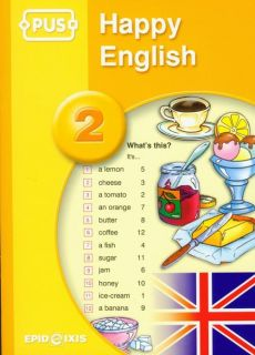 - PUS Happy English 2