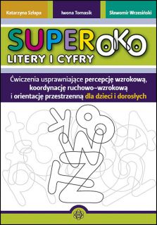 - SuperOko Litery i cyfry